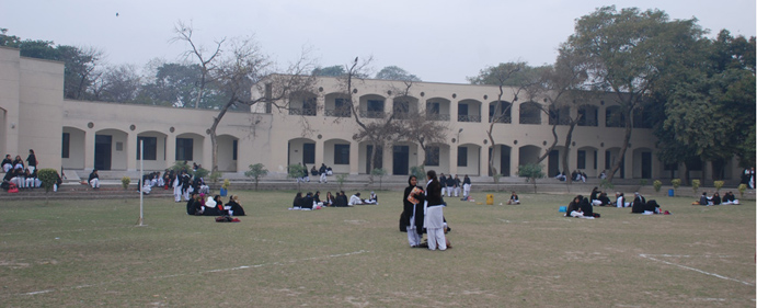 Government College For Women Gulberg Lahore Admission