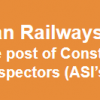 Railways Police ASI, Constable Jobs NTS Test 2015 Date, Roll No Slips