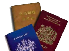China Visa Types 2019