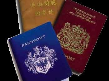 China Visa Types 2016