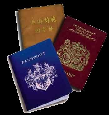 China Visa Types 2017