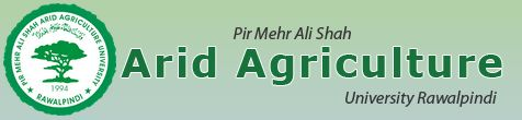Arid Agriculture University Khushab FSC, Diploma In Agriculture Admission 2015