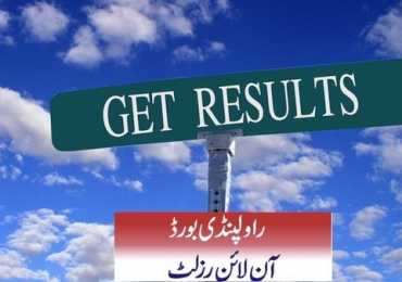 BISE Rawalpindi Board 9th Class Result 2021 by Name and Roll Number