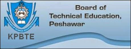 KPBTE Peshawar Technical Board DAE Annual Result 2017