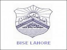 Lahore Board Matric Supply Examination Schedule