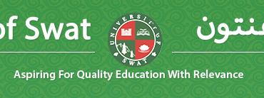 Swat University BS Admission 2017 Entry Test Date, 1st Merit List