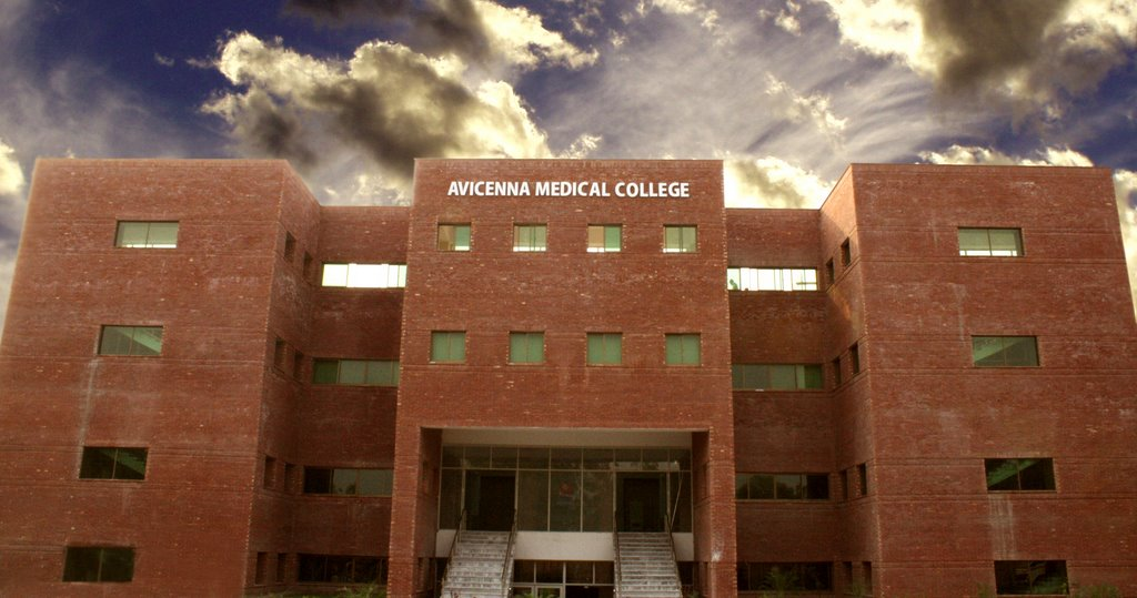 Avicenna Medical College Lahore Admission 2015 Form, Fee, Last Date