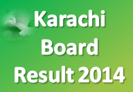 BIEK Karachi Board Inter Part 1 Humanities Result 2014 Private, Regular