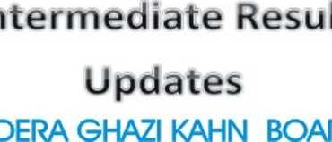 FA, FSc 2nd Year Result 2017 DG Khan Board Position Holders