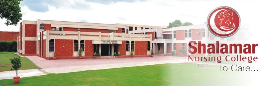 Shalamar Nursing College Entry Test Result 2017 Merit List