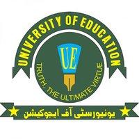 University of Education Lahore Merit List 2019