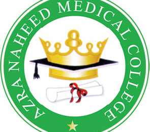 Azra Naheed Medical College Lahore Merit List 2016 1st, 2nd, 3rd
