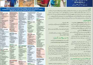 Benazir Youth Development Program Courses 2017 Matric, Inter, Diploma