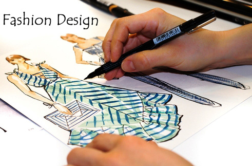 What are the qualifications needed to become a fashion designer. Is art and design compulsory?