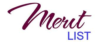 Mehran University Jamshoro Merit List  2018