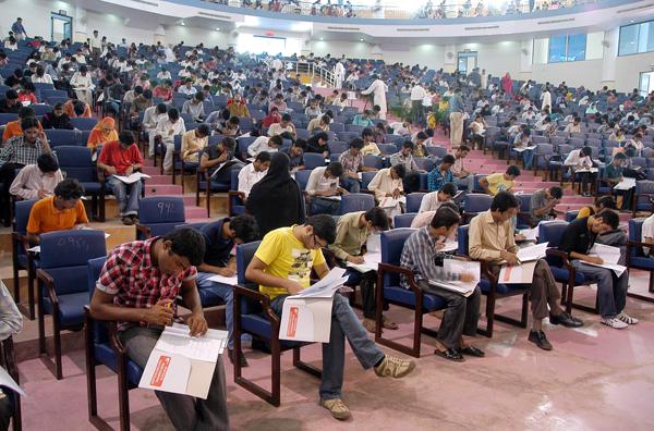 NED University Engineering Entry Test Result 2018