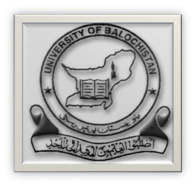 University Of Balochistan UOB NTS Admission Test Result 2016 Answer Keys