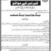 Sindh Revenue Board Training Coordinator, Consultant Jobs 2014 Form Download