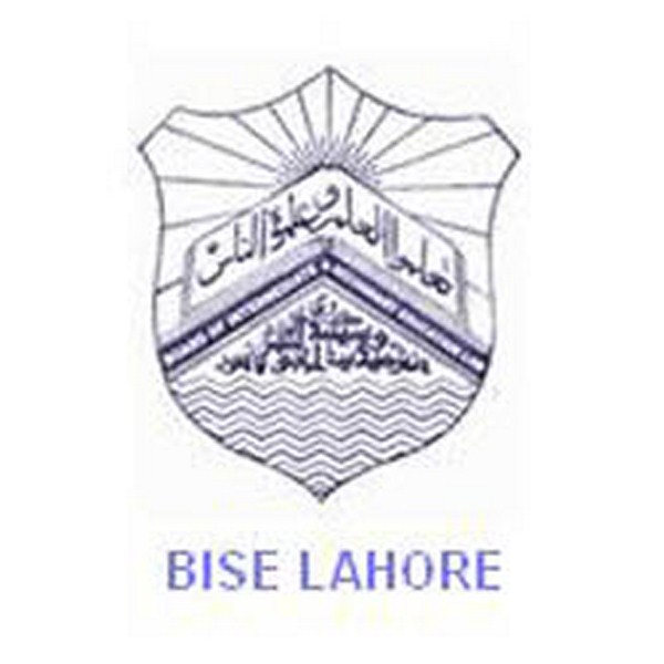 BISE Lahore Matric Exams Schedule 2016