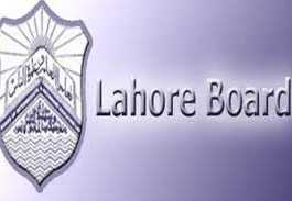 Lahore Board Matric 9th, 10th Online Admission 2020 Registration Form