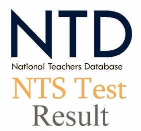 National Teachers Database NTD NTS Test Result 2014 Online