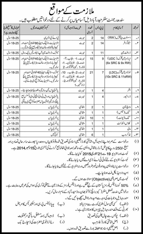 Pak Army Sindh Regiment Jobs 2014 Hyderabad Form, Test, Interview