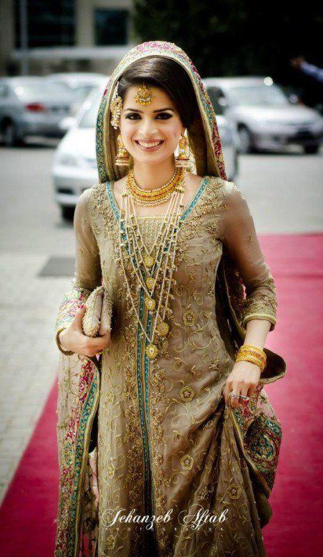 Pakistani Bridal Jewellery Designs 2018