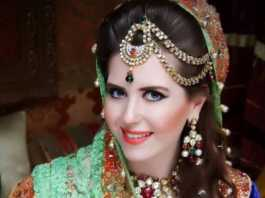 Latest Pakistani Bridal Jewellery Design 2018