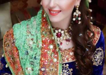 Pakistani Bridal Jewellery Designs 2019