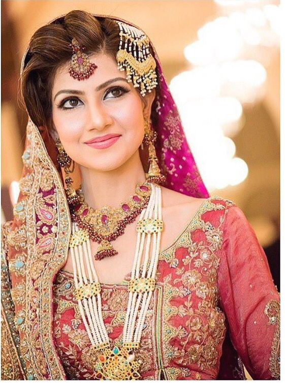 Latest Pakistani Bridal Jewellery Design 2018 Photos