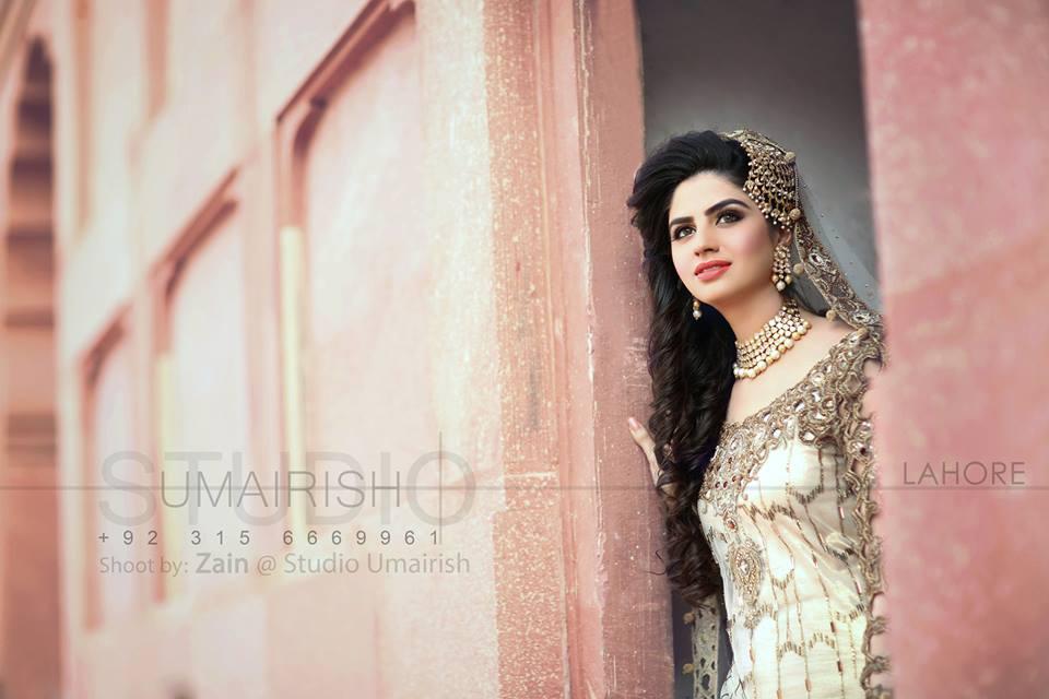 Latest Pakistani Bridal Jewellery Design 2018 Pics