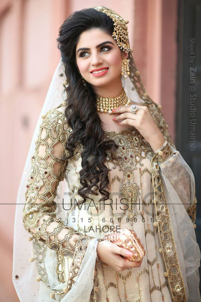 Latest Pakistani Bridal Jewellery Design 2018 Pictures