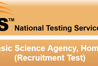 Punjab Forensic Science Agency Jobs 2016 NTS Test Date, Roll No Slips