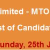 Askari Bank MTO Test NTS Result 2015 NTS Answer Keys