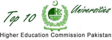HEC Top 10 Universities Of Pakistan 2019 Ranking