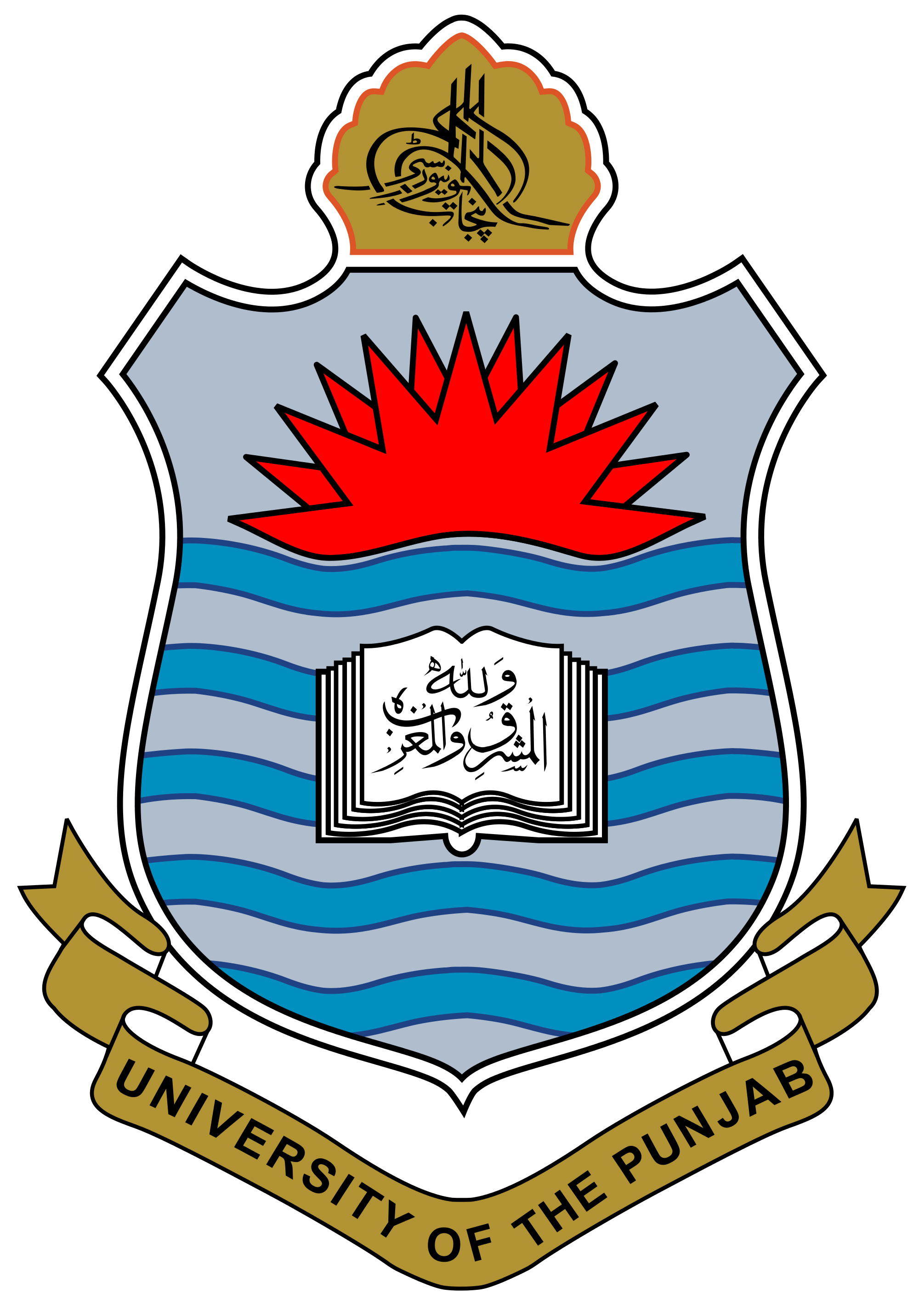 Punjab University PU MA, MSC Roll No Slip 2019