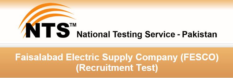 Faisalabad Electric FESCO NTS Test Result 2015 NTS Answer Keys