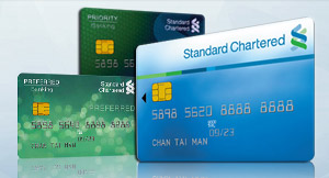 How To Activate Standard Chartered Atm Credit Sard