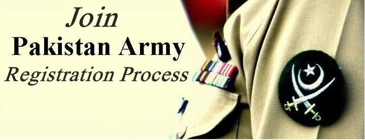 Join Pak Army As A Soldier 2015 Online Registration