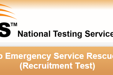 Rescue 1122 NTS Test Result 2016 Punjab Answer Keys