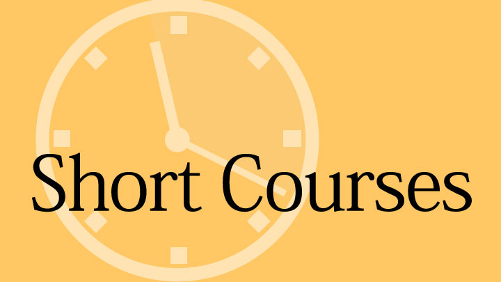 Technical short courses 2015 in Lahore, Karachi, Islamabad, Peshawar