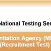 Water & Sanitation MDA Multan NTS Test Result 2015 Assistant Director, Sub Engineer