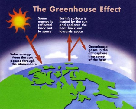 Greenhouse Effect Environmental issue of Pakistan