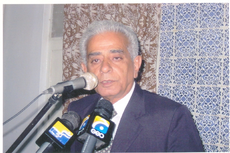 Mirza Aziz Akbar Baig Top Lawyers Of Supreme Court Of Pakistan