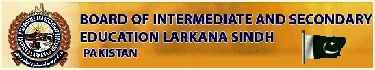 Larkana Board 9th Class Result 2017 Search By Name, Roll No Online
