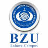 BZU Lahore Campus Admission Fall 2017