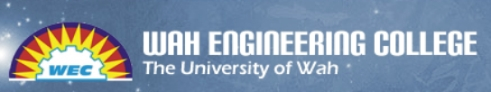 Wah Engineering College Merit List 2017 First, Second, Final BSc Engineering