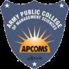 APCOMS Rawalpindi Merit List 2017 1st, 2nd, 3rd