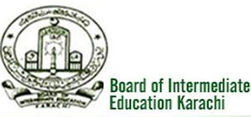 BIEK Karachi Board Inter Part 1, 2 Supplementary Exams Date Sheet 2019