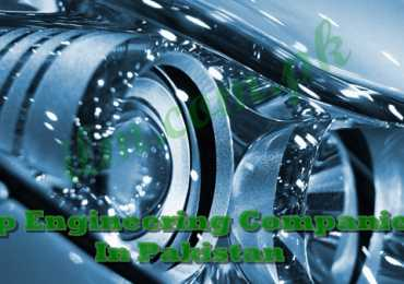 Top Leading Engineering Companies In Pakistan 2017